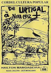 Cordel: De Urtigal à Nova Cruz, nº 08.