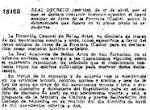Declaración como B.I.C. del centro histórico de Jerez