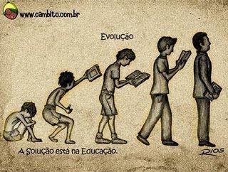 A Solução está na EDUCAÇÃO.