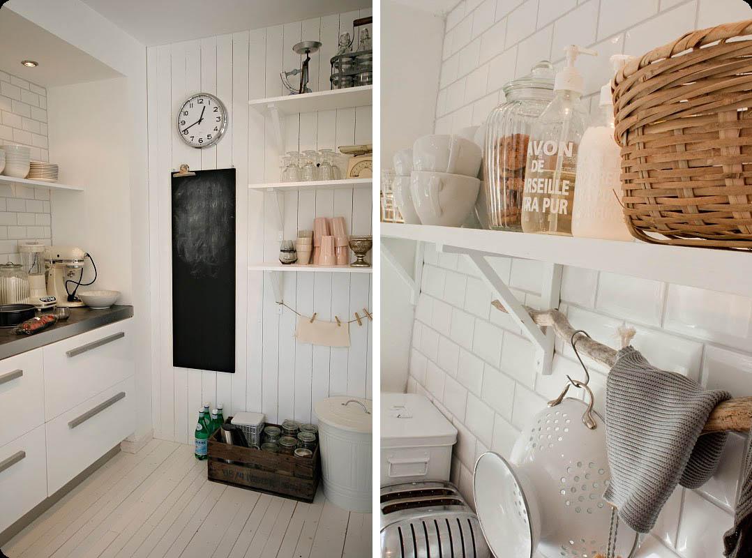 Nordic house home shabby home arredamento interior craft for Shabby moderno