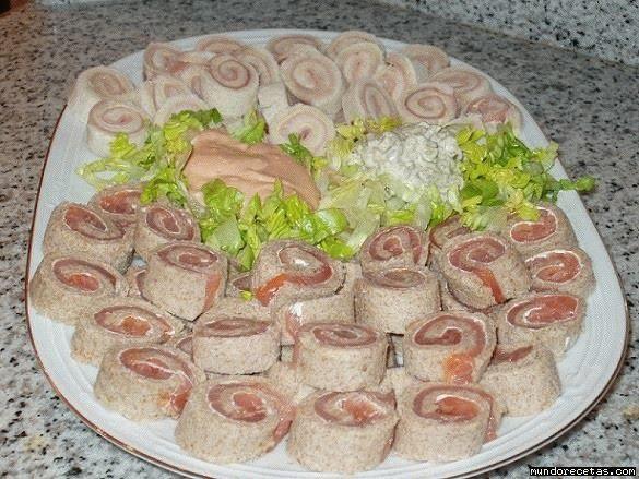 Cocina artesanal esmeralda salados for Recetas para canape