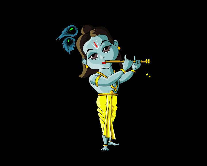 Cartoon Characters Krishna : Xtremezoom little krishna