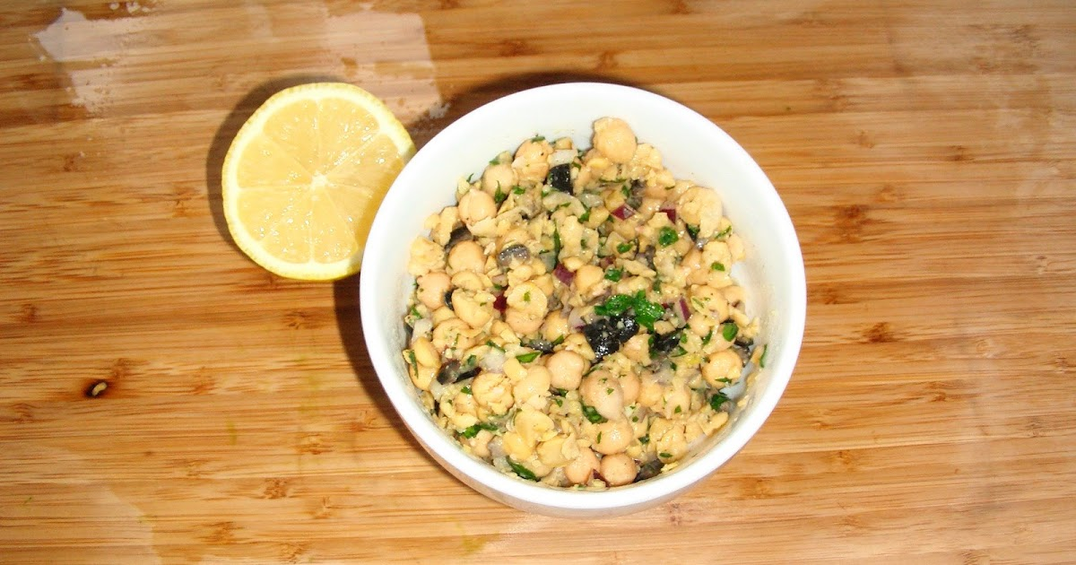 Stirring the Pot: Smashed Chickpea Salad....a reason to make fresh ...