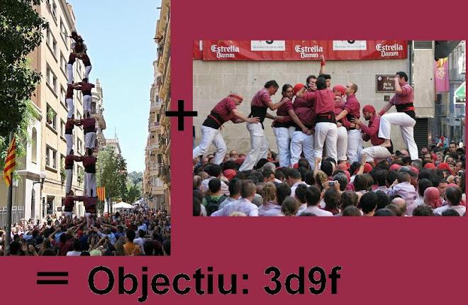 Objectiu: 3d9f
