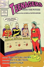 """Teenagers From the Future: Essays on the Legion of Super-Heroes"" available now at Amazon!"