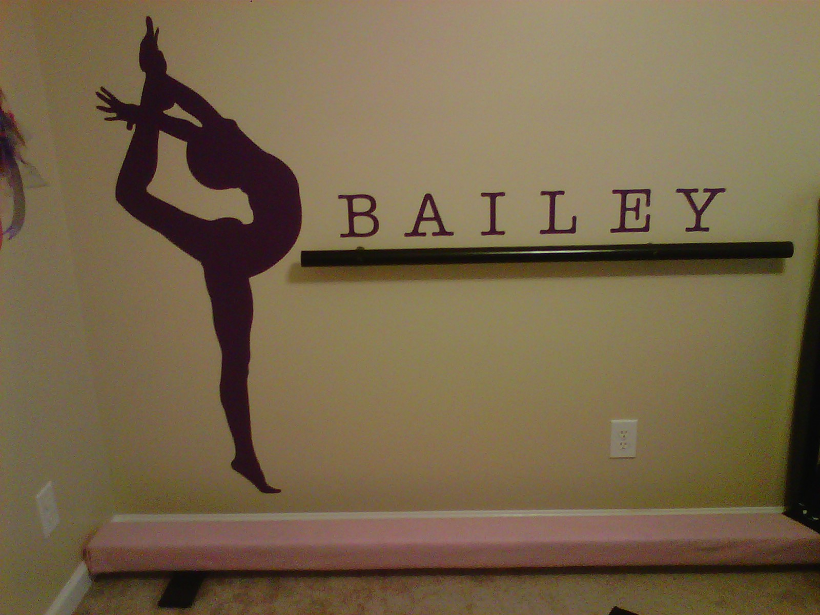 McArdle 39 S Here There Everywhere Bailey 39 S Gymnastics Room