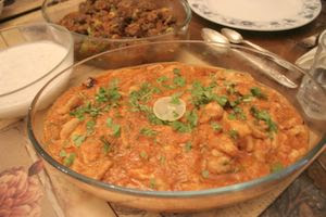 ChickenRecipe - A Chicken Recipe - Murgh Madrasi