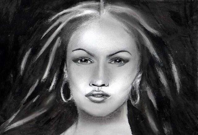 Lavostraarte di carla colombo visi di donne famose for Disegnatori famosi