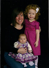 Molly and Kesley with their Mommy