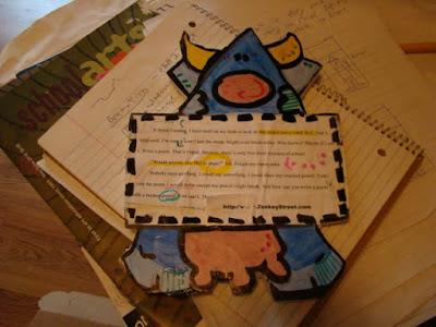ian sands critter book