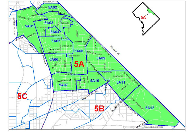 The Totten Life Neighborhood Maps