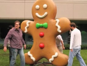 the statue of Gingerbread