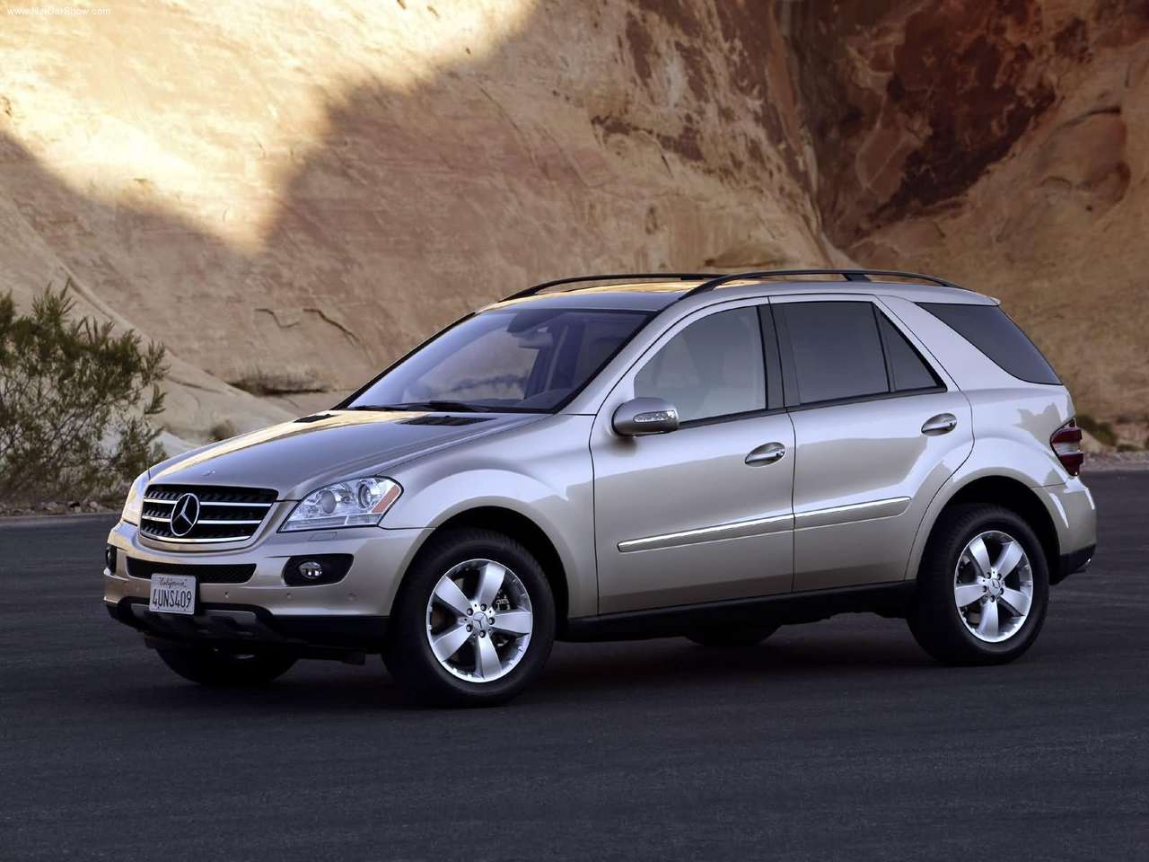 2006 mercedes benz ml500