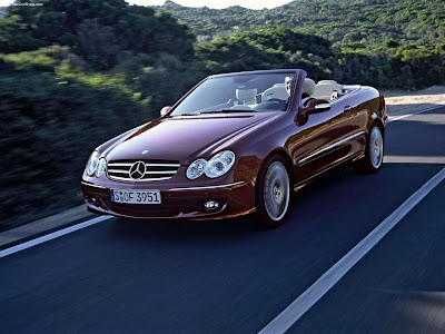 2005 mercedes benz clk320 cdi cabriolet avantgarde for 2010 mercedes benz clk350