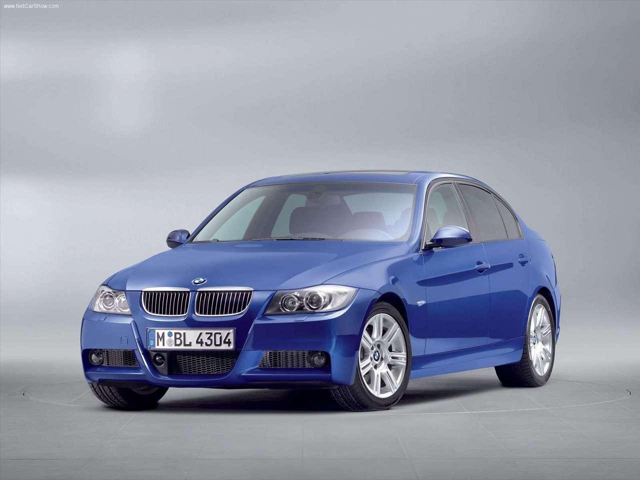 BMW - Auto twenty-first century: 2005 BMW 330i M-Package