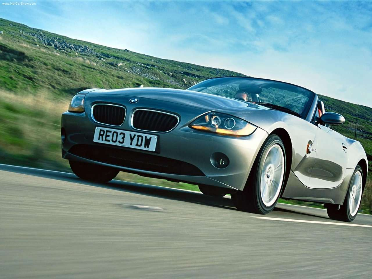 The Z4 Was Designed By Chris Bangle And Began The