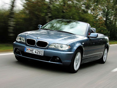 Planet Dcars 2004 Bmw 320cd Convertible