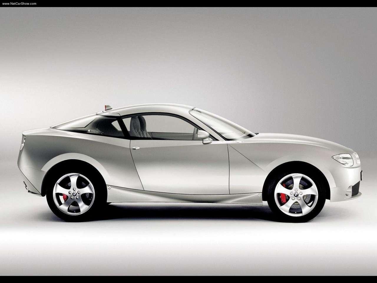 BMW - Auto twenty-first century: 2001 BMW X Coupe Concept