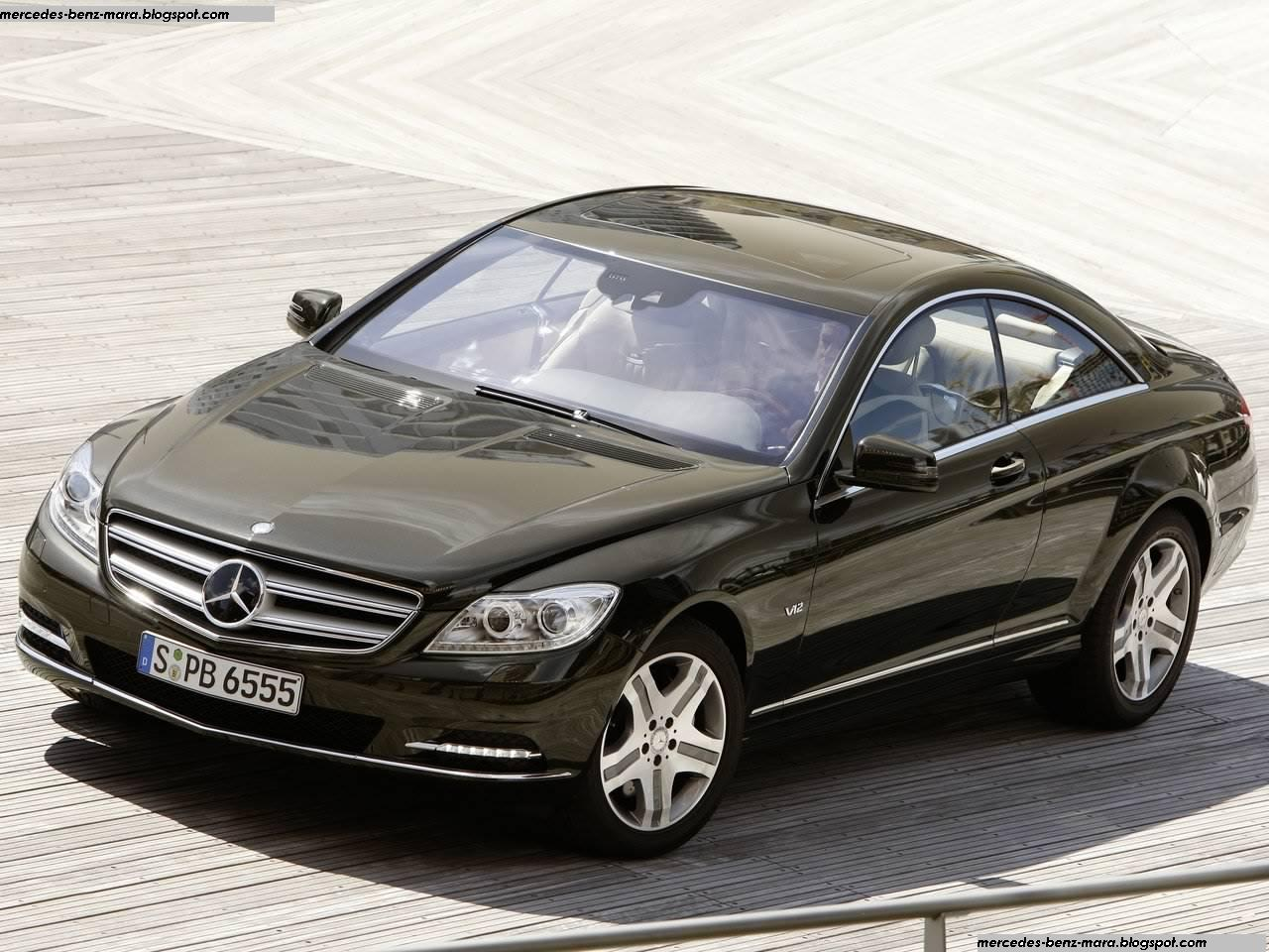Mercedes Benz Auto twenty first century  2011 Mercedes Benz CL