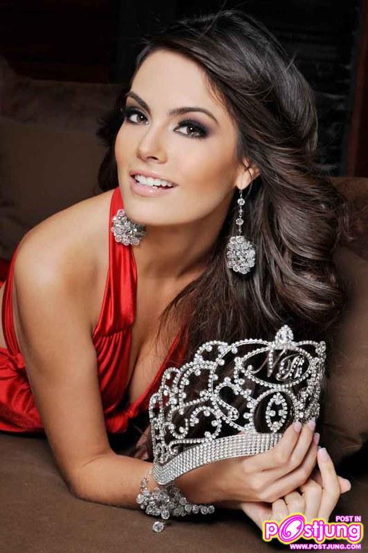 Miss Universe 2010 Ximena Navarrete