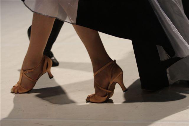 L'essentiel de la danse ? Les pieds