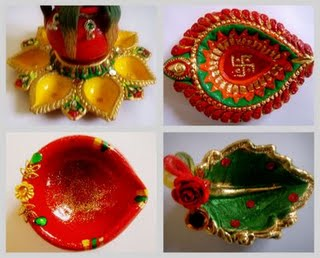 Gifts For Dear Ones: Decorate Your Spectacular Diyas This Diwali
