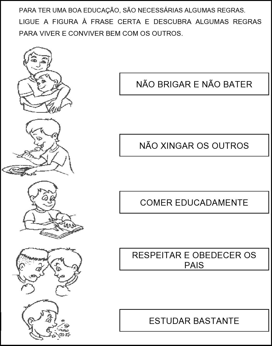 Excepcional Criando e Recriando : Avaliação Pinóquio Alfabetização - Português BA75
