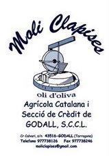 """Oli d'oliva """"Molí Clapises"""""""
