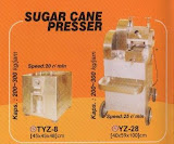 Sugar Cane Persser