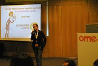 Globalred en su conferencia del OME 2007