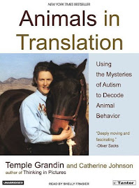 Animals In Translation written by Temple Grandin