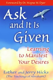 Ask and It Is Given written by Esther and Jerry Hicks