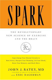 Spark written by John J. Ratey, MD