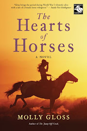 The Hearts Of Horses written by Molly Gloss