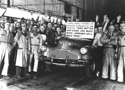 Automobile Industry: Automobile Industry Post Ww2