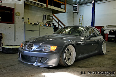Slammed M Coupe And M Roady Fluid Motor Union