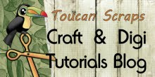 Toucan Scraps tutorials
