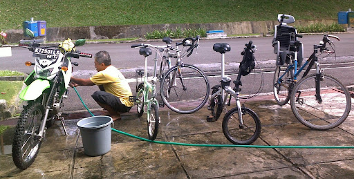 Jogya3  -  Sepedahan, dan keseharian