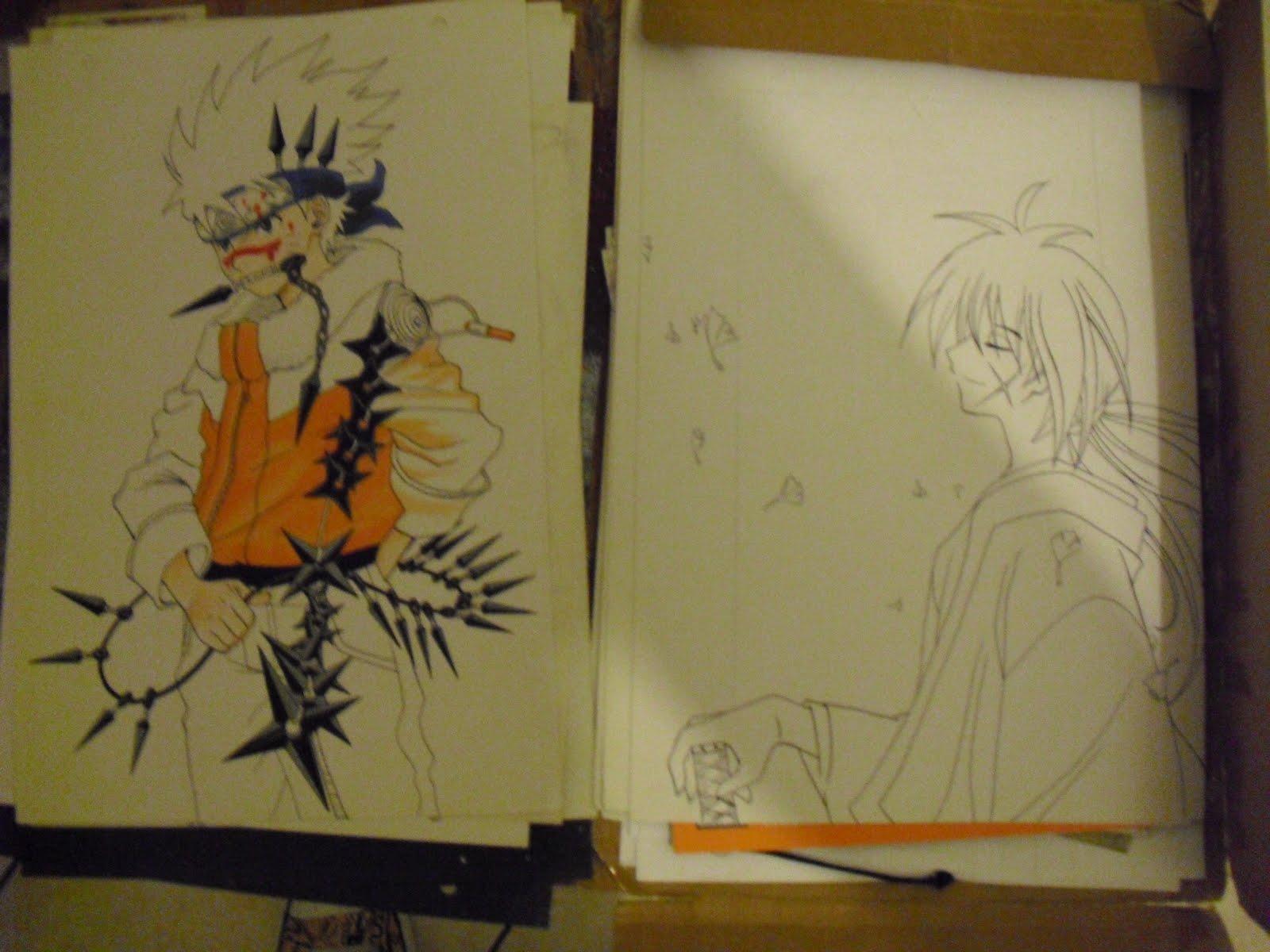 Mis dibujos (x zekron)