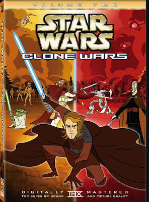 Telona - Filmes rmvb pra baixar grtis - Star Wars - Clone Wars Vol. 1 e 2 DVDRip Dublado