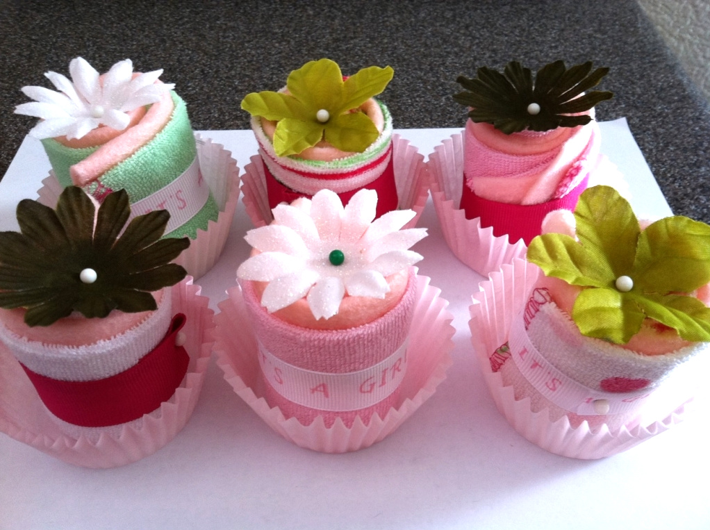 how to make cupcakes look like flowers