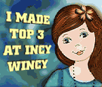 Top 3 at Incy Wincy