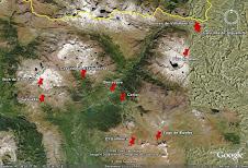 Planos de situación. Google earth