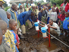 Providing Clean Water to  People in Remote Area