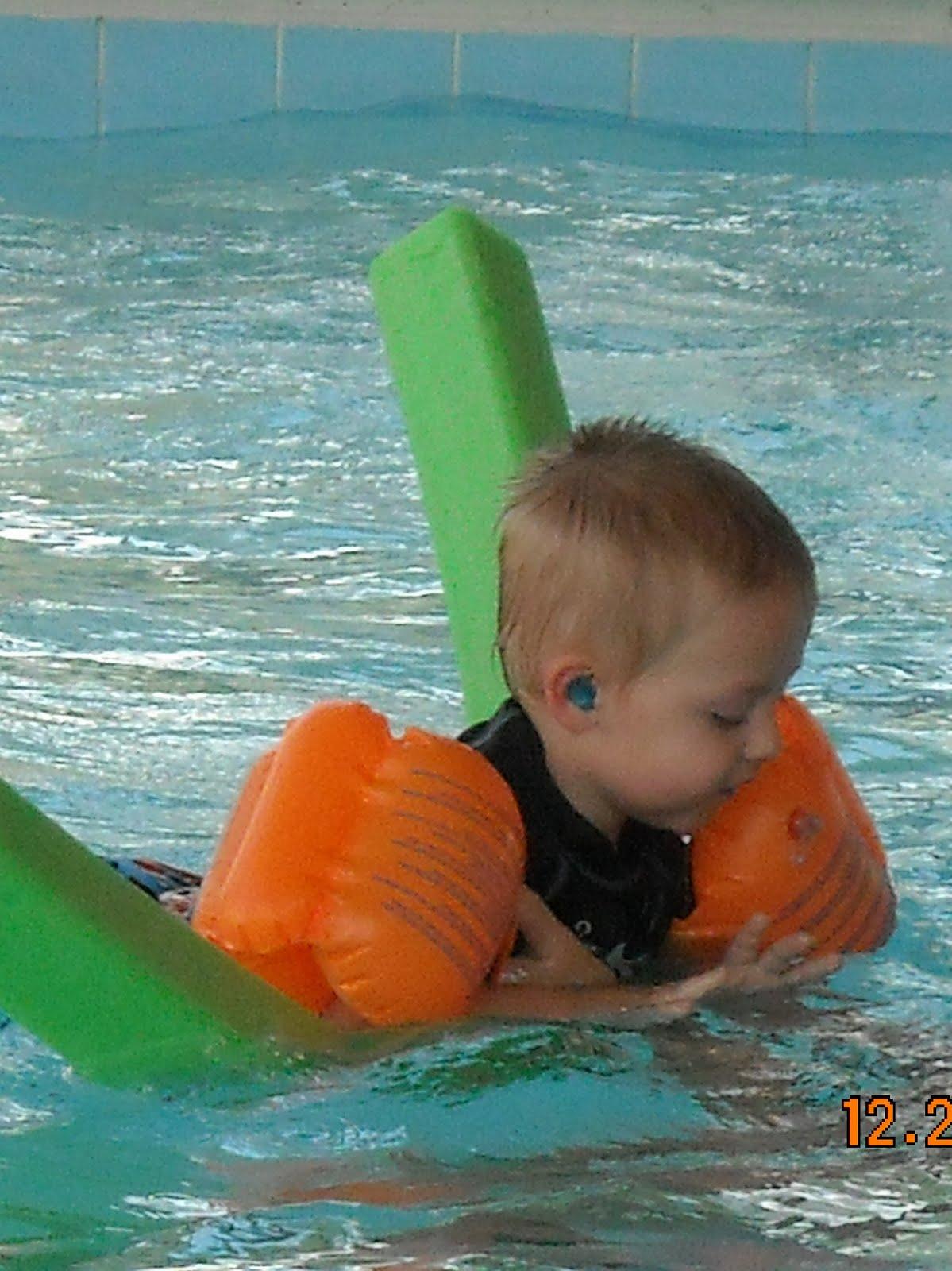 Joe Diane Mallery 39 S Big Adventure Modern Day Gypsies Pool Time With The Boy 39 S