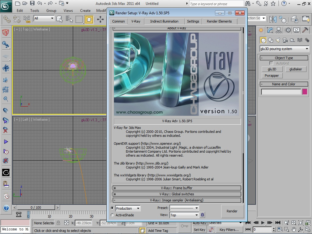 3d max 2011 vray download