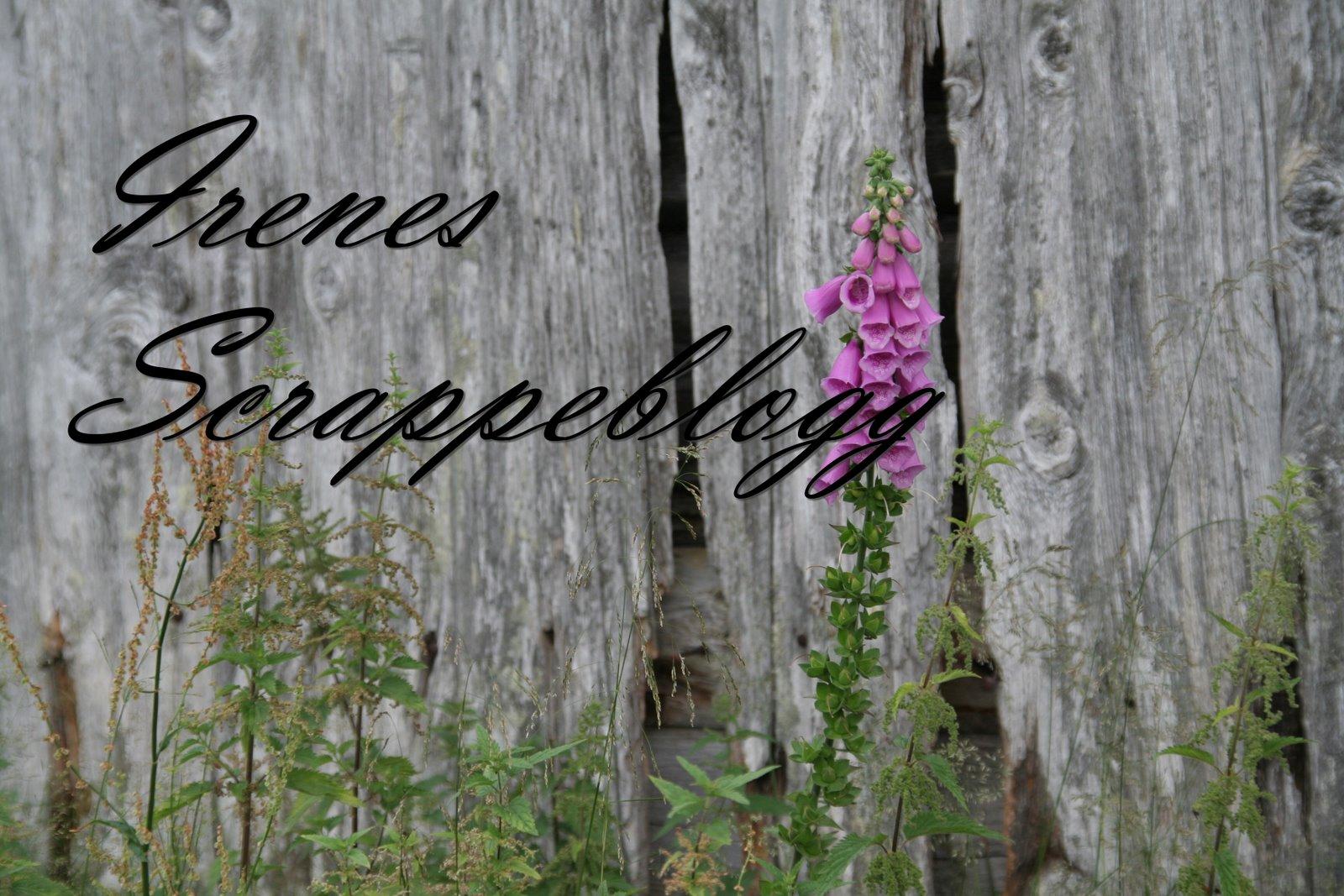 Irenes scrappeblogg