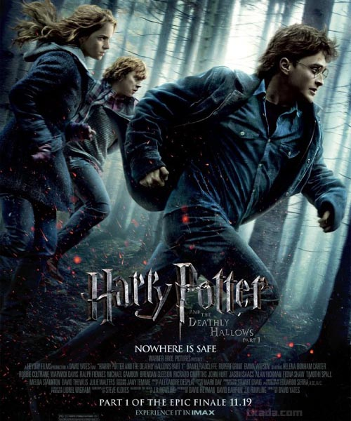 harry potter and the deathly hallows movie. harry potter 7 movie images.