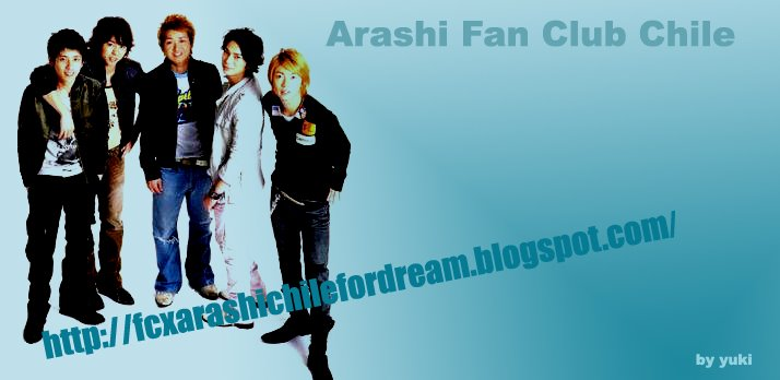 fan club arashi chile