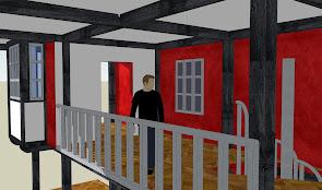 Recreación 3D - Aarón Herrero